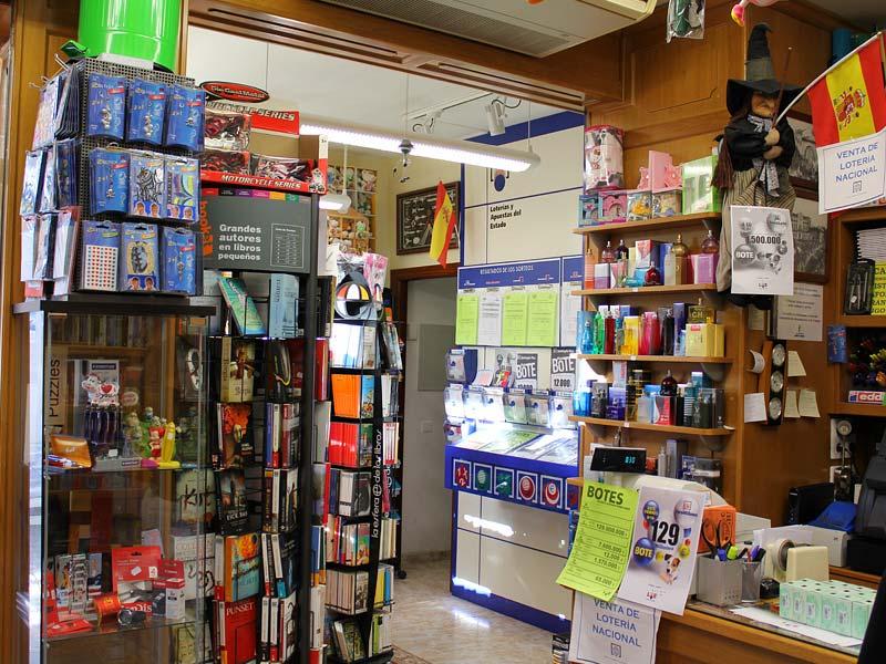 La tienda papeler a librer a el cristo tomelloso - Almacen de libreria ...