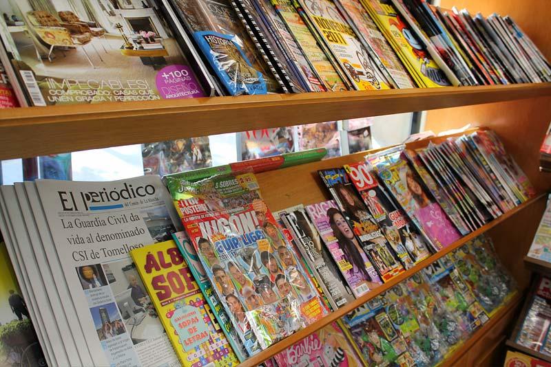 Tienda de libros para adultos Pa